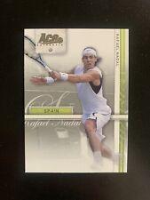 RAFAEL NADAL - #31, Ace Authentic 2007, MINT Rare Card, ATP Tour, Legend, Tennis