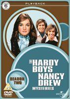 The Hardy Ragazzi Nancy Drew Mysteries Stagione 2 DVD Nuovo DVD (8250551)