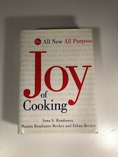 The All New All Purpose Joy of Cooking by Irma Rombauer 1997 HC w/DJ Very Good