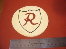WWII LUFTWAFFE RICHTHOFEN JG-2  FLIGHT JACKET PATCH