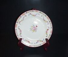 Minton Dinner Plate Hand Painted Flowers