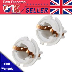 2x Rear Light/Lamp Bulb Socket/Holder For BMW 7 Series X3 E83 X5 E53 E70 F15  /