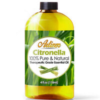 Artizen Citronella Essential Oil (100% PURE & NATURAL - UNDILUTED) - 4oz