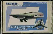 Anigrand Models 1/144 BMW STRAHLBOMBER P.II German WWII Bomber Project