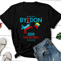 Byedon 2020 You're Fired Funny Joe Biden Byedon Anti-Trump Gift T-Shirt