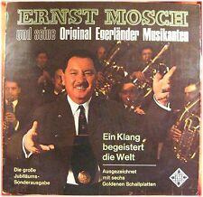Ernst Mosch Egerländer, Ein Klang begeistert, G/VG,  LP (4922)