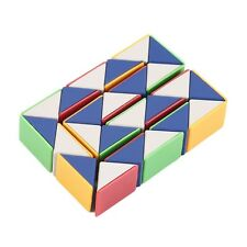 Snake Magic 3D Cube Game Puzzle Twist Toy Party Travel Family Child Gift GN