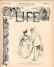 1894 Life August 2-Japanese are refused American citizenship;Headed to Socialism
