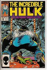 Marvel Comics Incredible Hulk #339 January 1988 Todd McFarlane F+