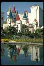 668037 EXCALIBUR Hotel A4 FOTO STAMPA