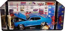 Acrylic Display Cases w/Mirror  (8) 1:18 Scale Model Car Truck Dolls 355CD-8