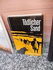 Tödlicher Sand, ein Krimi von Stefan Murr, im Bertelsmann Lesering