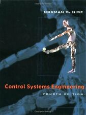 Control Systems Engineering 4th Edition Hardcover  978-0471445777 Norman S. Nise
