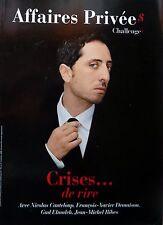 Mag rare 2008_GAD ELMALEH_NICOLAS CANTELOUP_FRANCOIS-XAVIER  DEMAISON