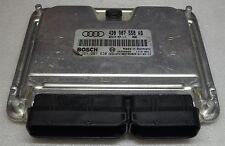 AUDI Motorsteuergerät 4D0907558AD 4D0 907 558 AD 0261207630 0 261 207 630