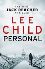 Personal (Jack Reacher 19), Child, Lee | Paperback Book | Good | 9780857502667