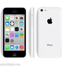 Apple iPhone 5C Smartphone Téléphone 4 inch 32 Go GSM Blanc Débloqué d'usine