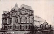 More details for peoples palace glasgow scotland old postcard c1904