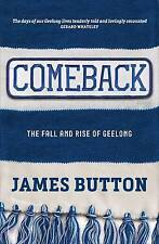 COMEBACK: THE FALL AND RISE OF GEELONG - NEW, FREE SHIPPING WITH TRACKING