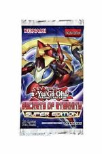 YU-GI-OH! - SECRETS OF ETERNITY - SUPER EDITION - New - 28 Cards per Pack