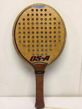 Marcraft OS-A Paddleball Paddle Vintage