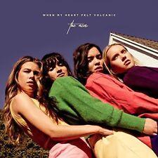 The Aces - When My Heart Felt Volcanic [New CD]