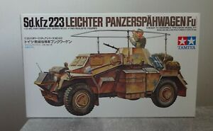 Tamiya 1/35 Bausatz 35062 Leichter Panzerspähwagen neuwertig ungebaut mit OVP