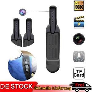 T189 Pen Mini Camera Full HD 1080P Secret Camera Wearable Body Pen Mini DVR