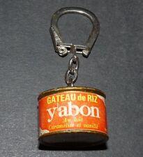PORTE-CLES 1960-1970 GATEAU DE RIZ YABON BANANIA DESSERT COPOCLEPHILIE