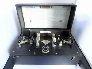 Ca 1922 MARCONIPHONE CRYSTAL A TYPE RB3 M2 MARCONI CATS WHISKER RADIO RECEIVER