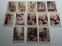 1966 The Monkees Trading Card Lot of 13