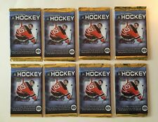 2000 Pacific Omega Hockey Factory Sealed 8 Pack Lot- Tons Of Rookies in Set!