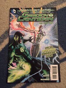 Green Lantern #20 1st Jessica Cruz (cameo) Appearance HBO Series Coming [DC]