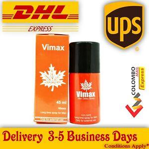 Vimax With Vitamin E Original Viga Delay Spray For Men 45ml FREE SHIPPING