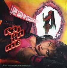 "LADY GAGA & ARIANA GRANDE  ""RAIN ON ME"" NEW UPFRONT BRAZILIAN CD PROMO -"