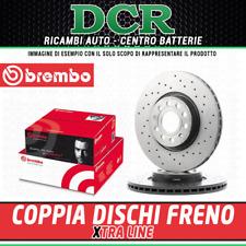 Coppia Dischi freno BREMBO Xtra Line Xtra Line 0850851X ABARTH ALFA FIAT FORD LA