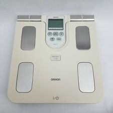 Omron HBF-510W Full Body Composition Sensing Monitor Exercise Scale Tested