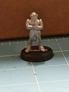Dr Who harlequin miniatures Ainley Master