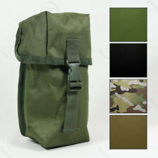 New SMALL MOLLE BELT UTILITY POUCH Airsoft Army Webbing Pouches - Colour Option