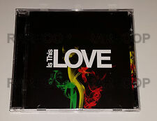 Is This Love A Pop Tribute To Bob Marley (CD, 2013, Sony) MADE IN ARGENTINA