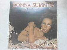 I Remember Yesterday LP (Donna Summer - 1977) GTLP 025 (ID:15574)