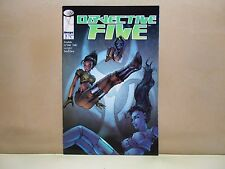 OBJECTIVE FIVE Vol. 1 #3 of 6 2000 IMAGE 9.0 VF/NM Uncertified