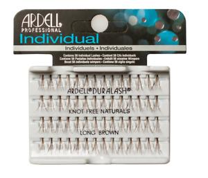Ardell- Individual  Naturals Long Brown False Eyelashes - Buy 2 get 1 FREE