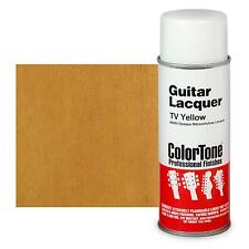 ColorTone 50s Classic Colors Aerosol Guitar Lacquer, TV Yellow