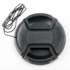 2 Pair 40.5mm Camera Front Lens Cap Hood Cover For Sony Canon  Center Pinch New