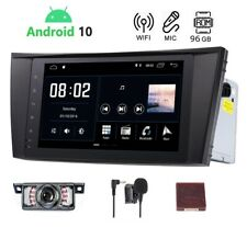 Android 10 radio for Mercedes-Benz E-Class W211 G-Class CLK CLS WiFi Setero GPS