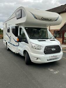 2015 Chausson Flash C626 6 Berth, Over Cab Bed, Bunk Beds