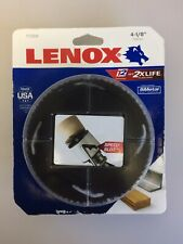"""Lenox Tools 1772018 4-1/8"""" 105mm Bi-Metal Speed Slot Hole Saw, New"""