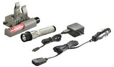 Streamlight 74783 Strion HL C4 LED Rechargable Flashlight 120/DC Charger, Chrome