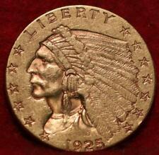 1925-D Denver Mint $2.50 Gold Coin
